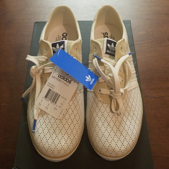 572b9a9773e1   Rare DEADSTOCK Adidas P-Sole Fashion Sneaker